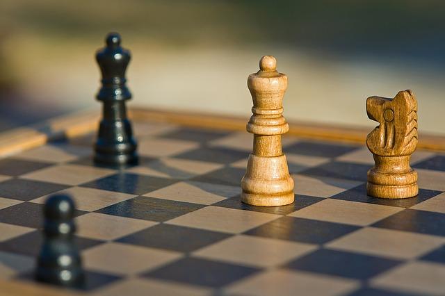 mimpi catur