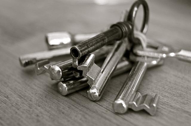 mimpi kunci gembok