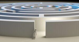 mimpi labirin