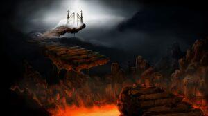 mimpi neraka