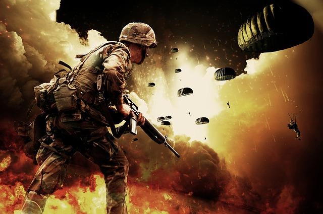 mimpi tentara