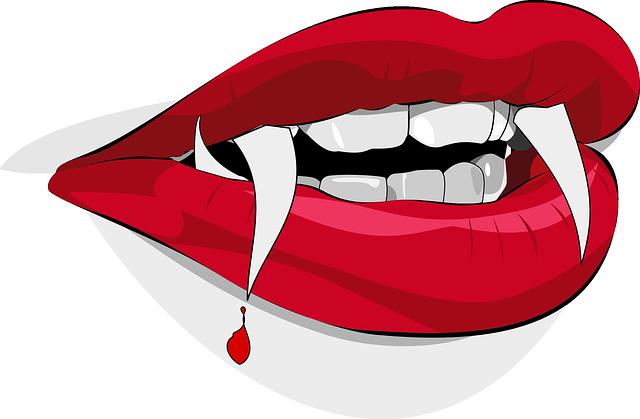 mimpi vampir