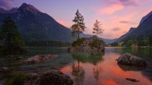 mimpi danau air bersih