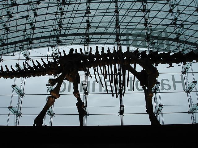 mimpi dinosaurus