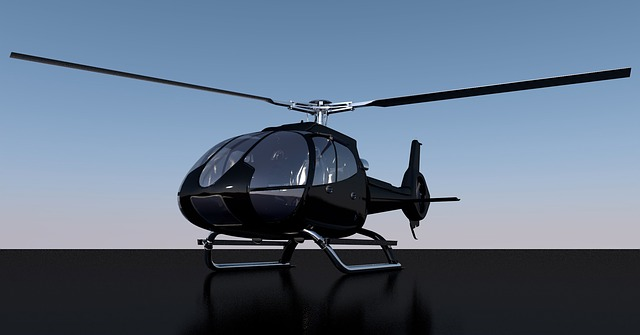 mimpi helikopter
