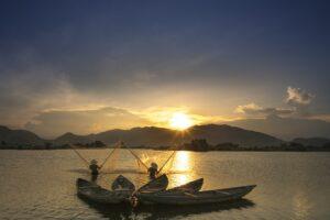 mimpi menangkap ikan