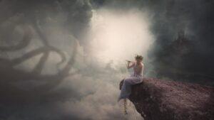 mimpi melihat orang jatuh ke jurang