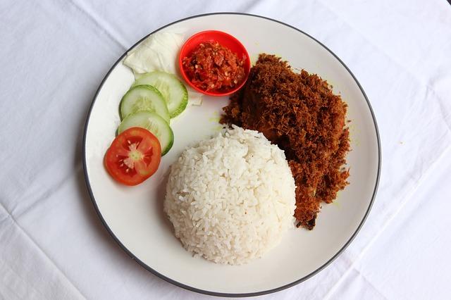 arti mimpi nasi beras