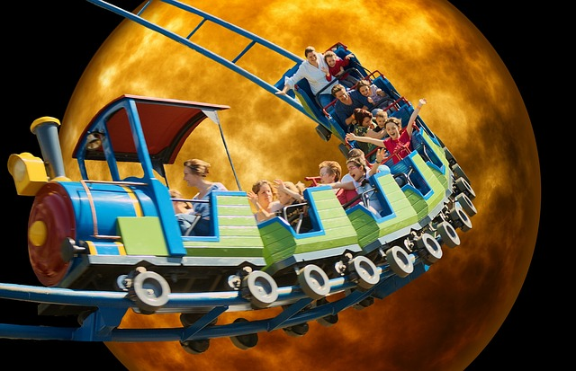 mimpi roller coaster
