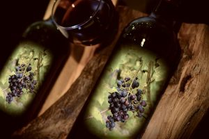 mimpi botol anggur