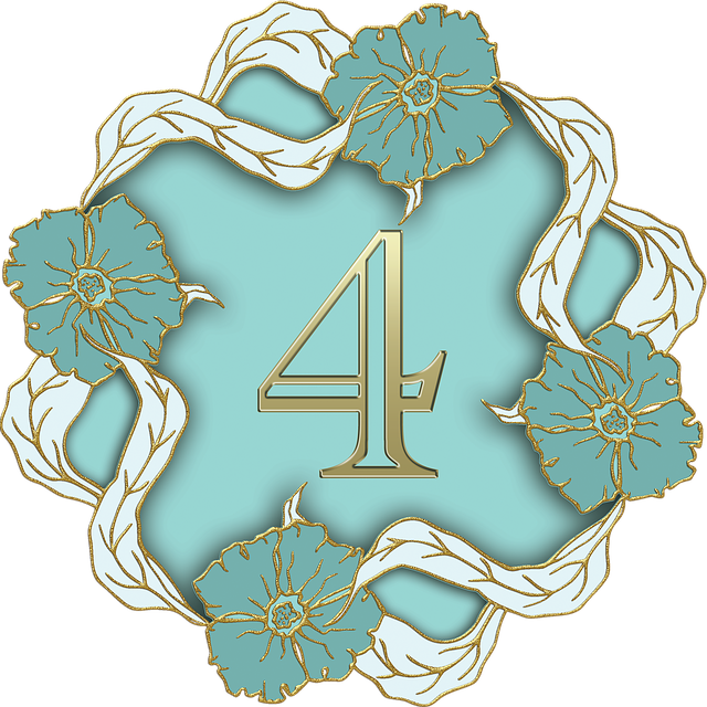 arti angka 4