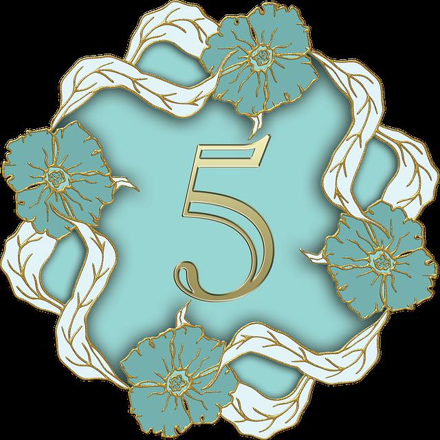 arti angka 5