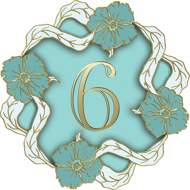 arti angka 6