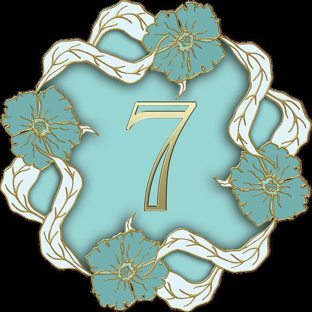 arti angka 7