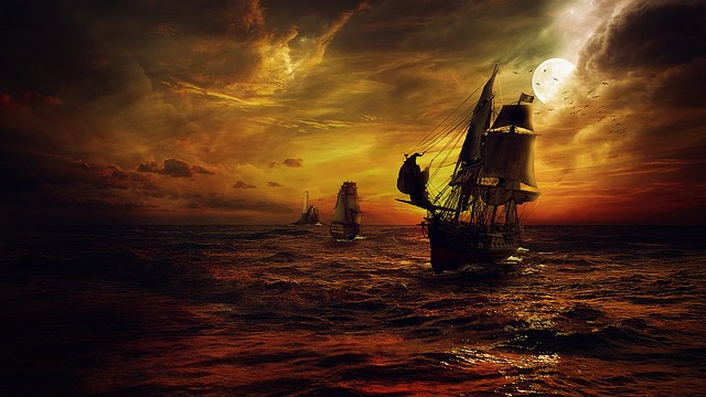 mimpi bajak laut