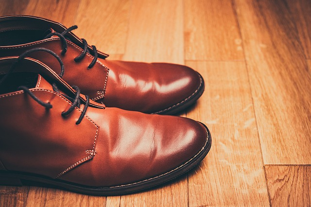 mimpi sepatu kulit binatang