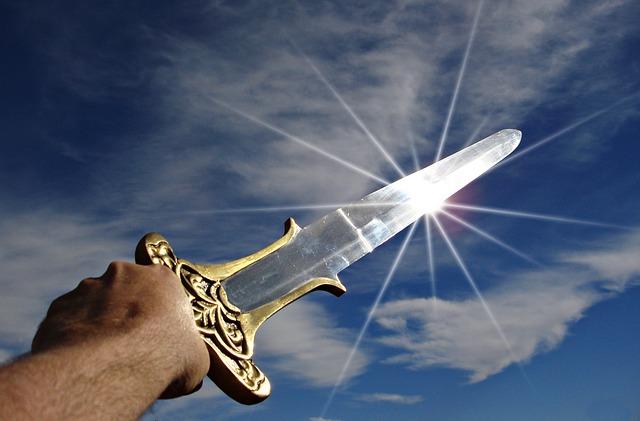 mimpi pedang