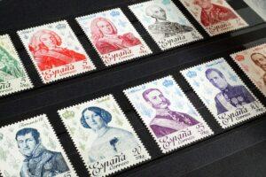 mimpi perangko