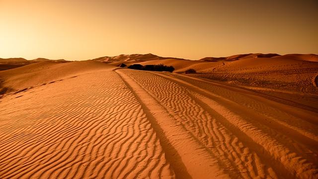 tafsir gurun pasir