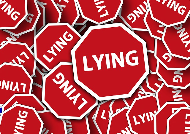 berbohong